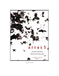 new poetry and poetics edited by brian kim stefans part i - Arras.net