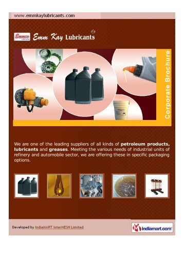 Download PDF - Emm Kay Lubricants