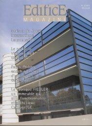 Edifice Magazine, Fiedler SA (PDF) - Laydevant SA