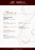 Download our Functions menu (pdf) - All' Antica Italian Restaurant - Page 4