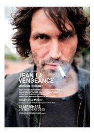 Jean la Vengeance - Le Poche
