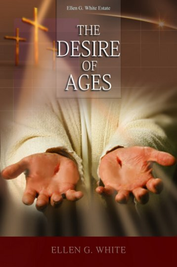 The Desire of Ages (1898) Version 115 - A New You Ministry