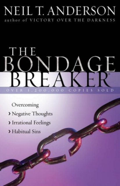 The Bondage Breaker pdf