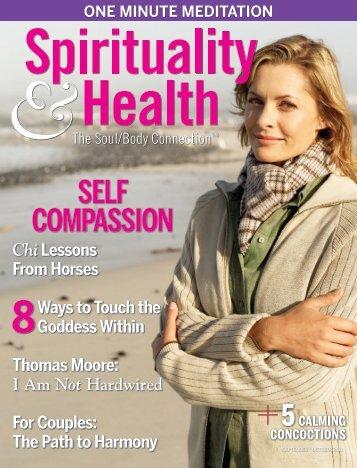 Self-Compassion (Spirituality and Health magazine). - PDF