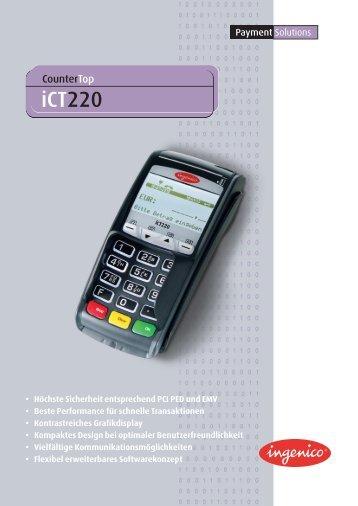 iCT220 - S/M DATA Service und Marketing GmbH