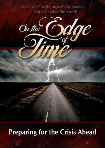 On The Edge Of Time - The Lord Loves You