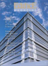 Edifice Magazine, Place des Nations (PDF) - Laydevant SA