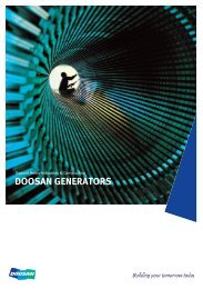 PDF Download - Doosan