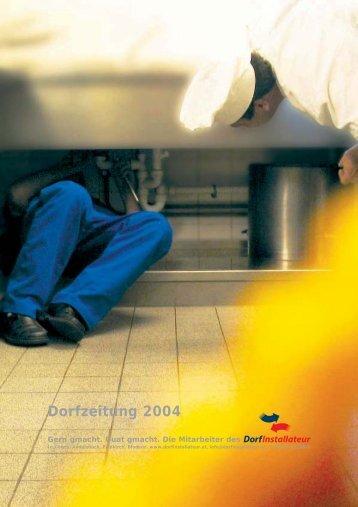 Dorf-Zeitung 2004