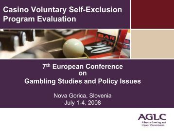 Self exclusion gambling nsw