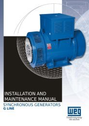 INSTALLATION AND MAINTENANCE MANUAL - Gulf Electroquip - GE