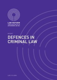 Publication Template - Law Reform Commission