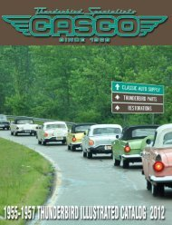Electrical - lamps - Classic Auto Supply Co., Inc.