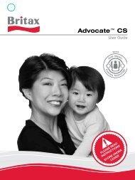 Advocate™ CS - Britax