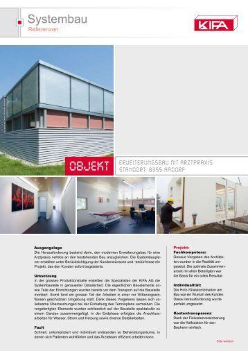 90 jahre kifa ag und einweihung berbauung ch tel aadorf. Black Bedroom Furniture Sets. Home Design Ideas