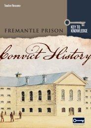 Teacher Resource - Fremantle Prison