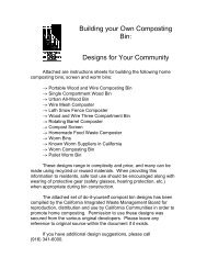 Building your Own Composting Bin: Designs for Your Community