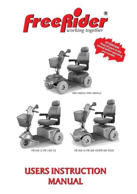 Freerider Mayfair - NHC Mobility