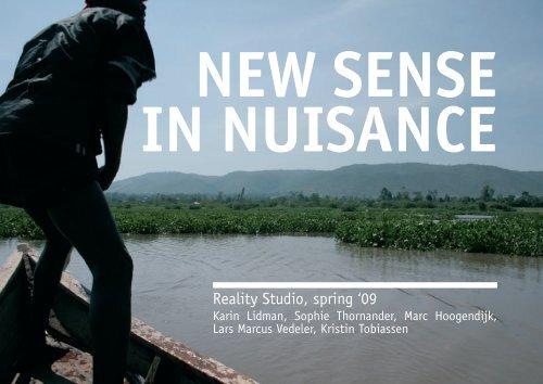New Sense in Nuisance - JaniPad