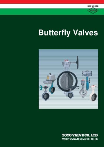 Toyo Butterfly Valves