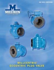 millcentric® eccentric plug valve - Milliken Valve Company