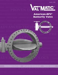 American Butterfly Valves