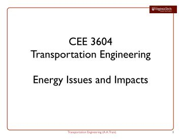 Cee 3604 Transportation Geometric Design Others
