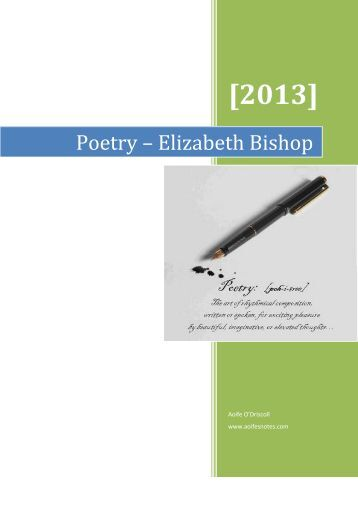 the fish elizabeth bishop analysis