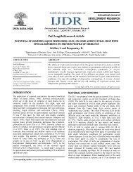 Potential of seaweed liquid fertilizers (slfs) - International Journal of ...