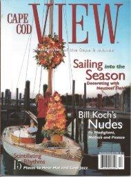 Cape Cod View, Scintillating Rhythms, Nov/Dec 2005 - Pastiche of ...