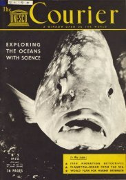 Exploring the oceans with science; The ... - unesdoc - Unesco