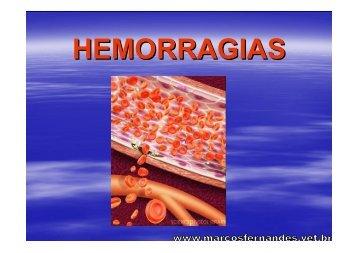 HEMORRAGIAS - Portal Marcos Fernandes