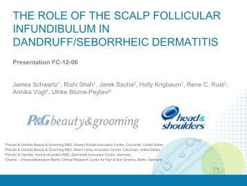 The Role of the Scalp Follicular Infundibulum in - P&G Beauty ...