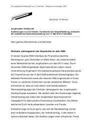 GV JBH 2010 Speech uk - Jungfrau.ch