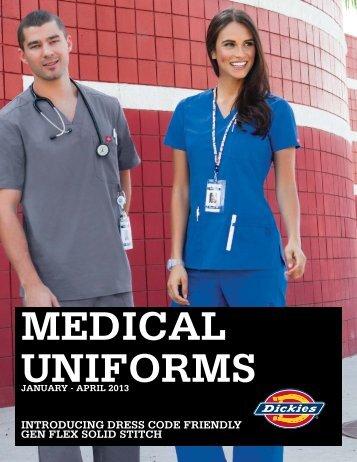 Download Catalog - Dickies Medical Apparel