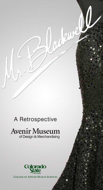 Avenir Museum - News & Information @ Colorado State University