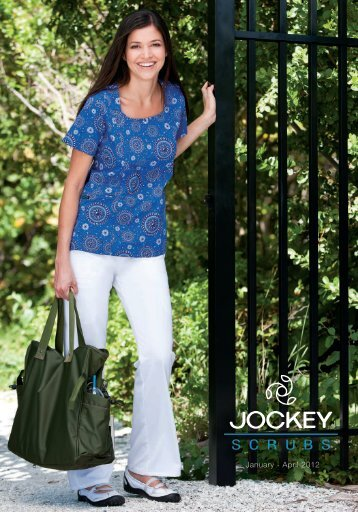 January - April 2012 - Jockey Scrubs