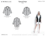 to view the entire Spring 2013 - Emmelle