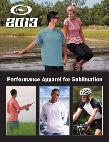 Vapor Apparel Catalog