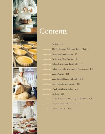 Look Inside: Sample Page Download - CIAProChef.com