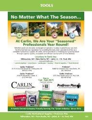 Tools - Carlin Sales Corporation