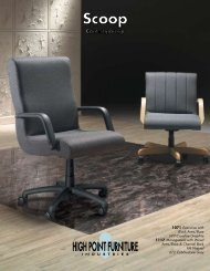 Scoop seating - Triangle Office Equipment