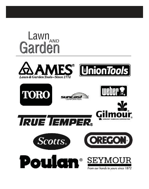 10 - Lawn & Garden Part 1.qxd - Vail Ace Hardware