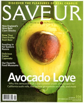 Avocado Love - California Avocado Commission