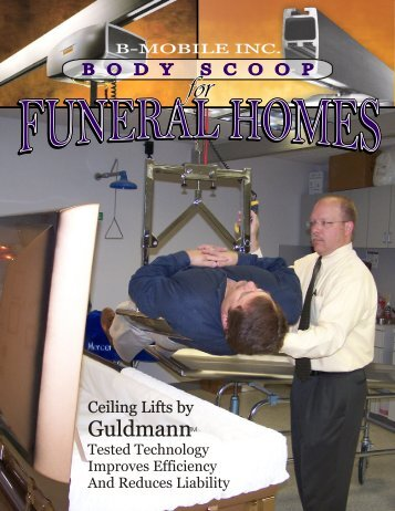 BODY SCOOP - PAGE 1 - Blacklock - Funeral Homes
