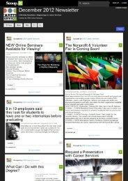 December 2012 Newsletter | Scoop.it - 4-H Wildlife Stewards