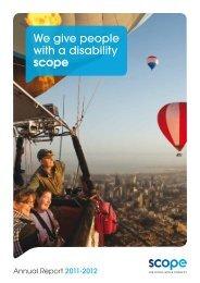Scope 2012 Annual Report (PDF 3.24 MB)