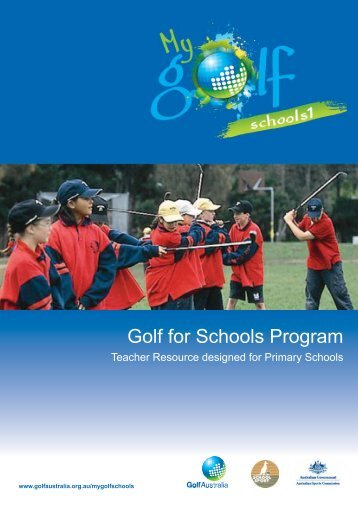 Golf for Schools Program - Victorian Golf Association