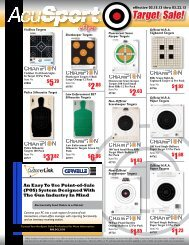 Target Sale! - AcuSport Corporation