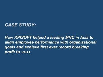 Download Case Study - Kpisoft.com